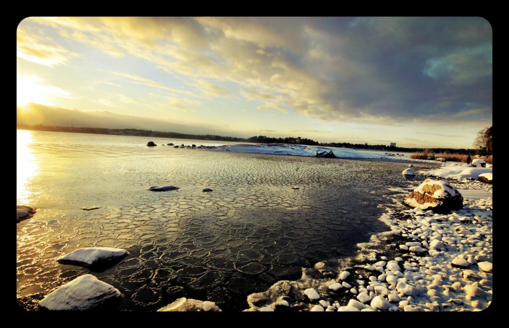 Il mare in Finlandia