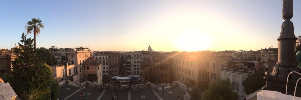 2014-08 Piazza di Spagna