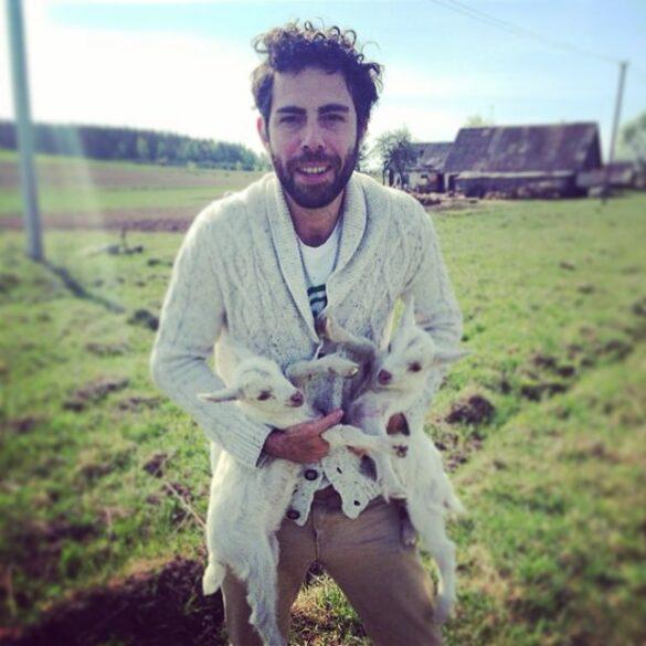 Claudio-Life-a-Goat